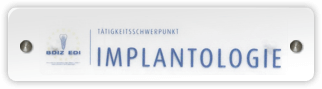 Implantologie - Logo